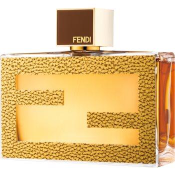 Fendi Fan Di Fendi Leather Essence Eau De Parfum pentru femei 75 ml