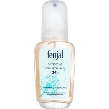 Fenjal Sensitive deodorant spray pentru femei 75 ml