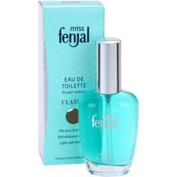 Fenjal Miss Classic Eau de Toilette for Women  With atomizer 1