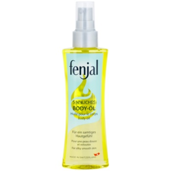 Fotografie Fenjal Oil Care tělový olej ve spreji 150 ml