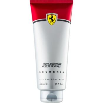 poze cu Ferrari Scuderia Ferrari Red gel de dus pentru barbati 400 ml