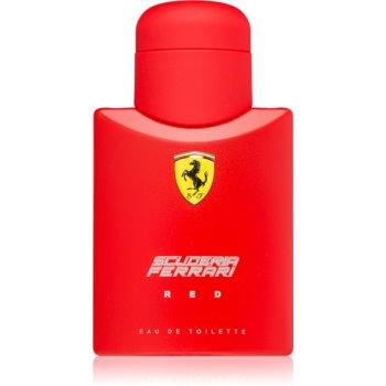Ferrari Scuderia Ferrari Red toaletní voda pro muže 75 ml