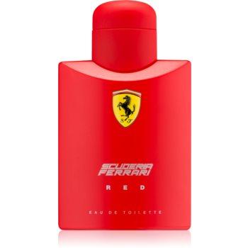 Ferrari Scuderia Ferrari Red Eau de Toilette pentru barbati 125 ml