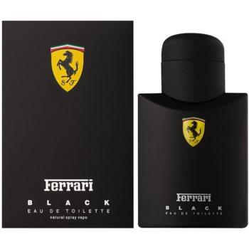 Ferrari Ferrari Black (1999) Eau de Toilette für Herren