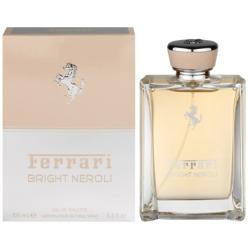 Ferrari Bright Neroli Eau de Toilette unisex imagine
