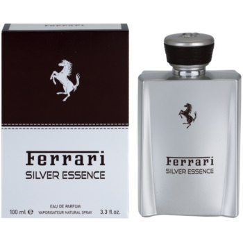 Ferrari Silver Essence parfemovaná voda pro muže 100 ml