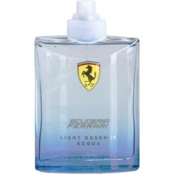 Ferrari Scuderia Ferrari Light Essence Acqua туалетна вода тестер унісекс