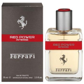 Ferrari Ferrari Red Power Intense eau de toilette pentru barbati 75 ml