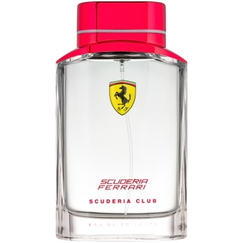 poze cu Ferrari Scuderia Club Eau de Toilette pentru barbati 125 ml