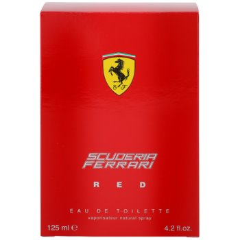 Ferrari Scuderia Ferrari Red Eau de Toilette für Herren 4