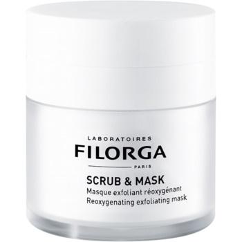 Filorga Medi-Cosmetique Scrub&Mask mască exfoliantă oxigenantă pentru regenerarea celulelor pielii
