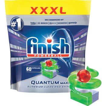 Finish Quantum Max Apple & Lime tablete pentru ma?ina de spãlat vase imagine produs
