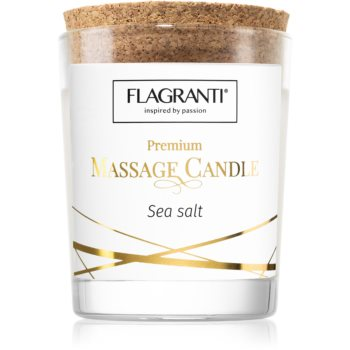 Flagranti Massage Candle Sea Salt Massagekerze 70 ml