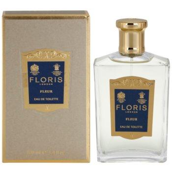 Floris Fleur eau de toilette pentru femei 100 ml