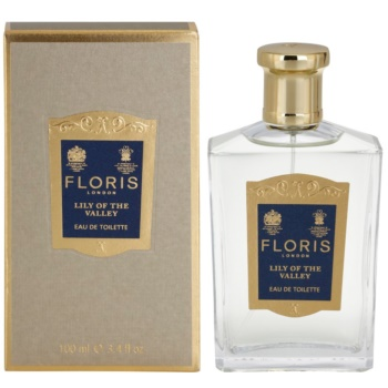 Floris Lily of the Valley eau de toilette pentru femei 100 ml
