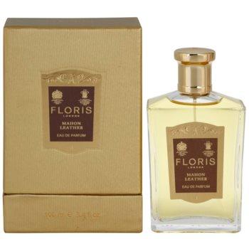 Floris Mahon Leather парфумована вода для чоловіків