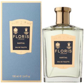 Floris Santal toaletna voda za moške