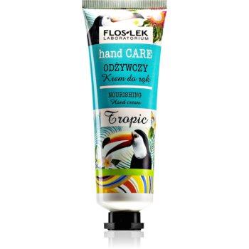 FlosLek Laboratorium Hand Care Tropic crema hranitoare pentru maini