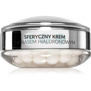 FlosLek Laboratorium Skin Care Expert Sphere-3D Crema de față cu acid hialuronic