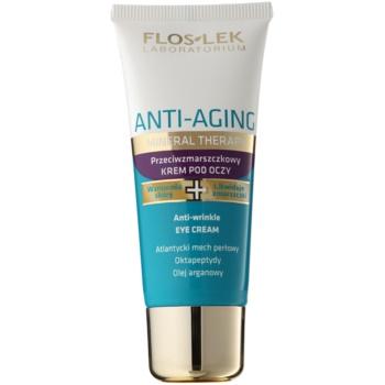 FlosLek Laboratorium Anti-Aging Mineral Therapy крем проти зморшок для шкіри навколо очей