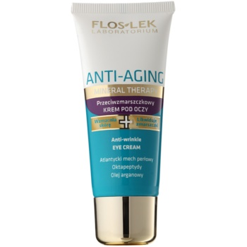 FlosLek Laboratorium Anti-Aging Mineral Therapy crema anti rid pentru ochi