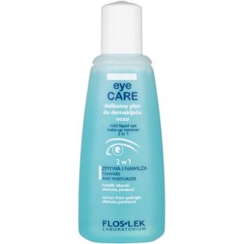 FlosLek Laboratorium Eye Care Entferner für Augen-Make-up 2in1
