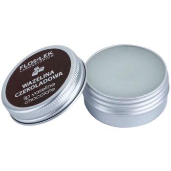 FlosLek Laboratorium Lip Care Chocolate вазелін для губ 1