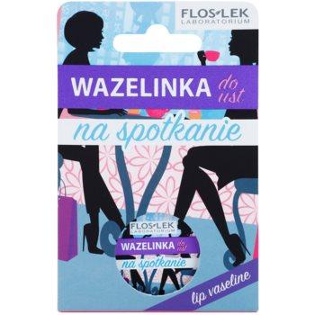 FlosLek Laboratorium Lip Vaseline Meeting bálsamo de lábios 2
