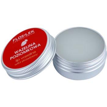 FlosLek Laboratorium Lip Care Wild Strawberry вазелин за устни 1