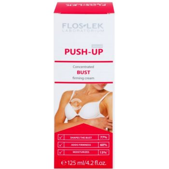 FlosLek Laboratorium Slim Line Push-Up konzentrierte Creme zur Festigung der Brüste 2