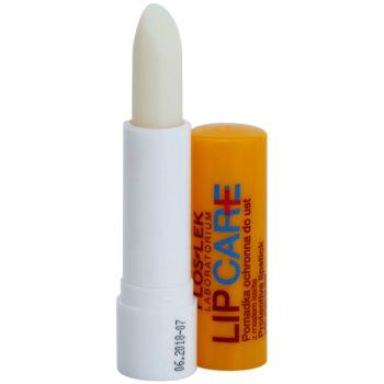 FlosLek Laboratorium Lip Care SOS защитен балсам за устни с масло от шеа 1
