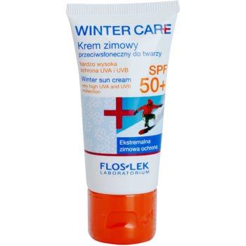 FlosLek Laboratorium Winter Care crema protectoare iarna SPF 50+