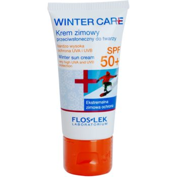 FlosLek Laboratorium Winter Care crema protectoare iarna SPF 50+