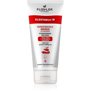 FlosLek Pharma ElestaBion W masca fortifianta pentru par slab
