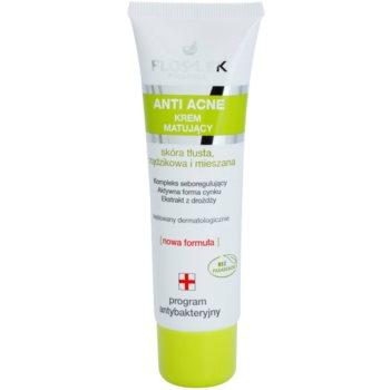 FlosLek Pharma Anti Acne crema matifianta pentru pielea cu imperfectiuni