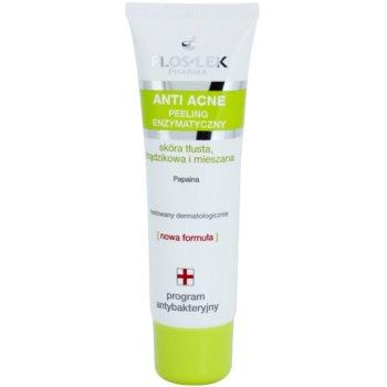Fotografie FlosLek Pharma Anti Acne enzymatický peeling 50 ml