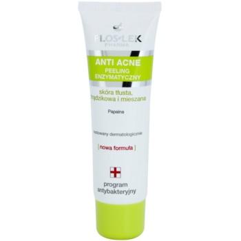 FlosLek Pharma Anti Acne peeling enzimatic
