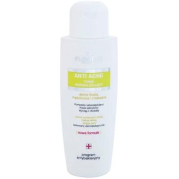 FlosLek Pharma Anti Acne normalizarea tonica in echilibru cu productia sebumului  200 ml