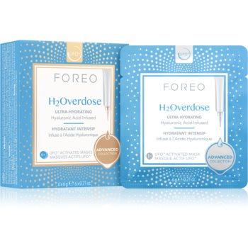 FOREO UFO™ H2Overdose mască hrănitoare și intens hidratantă