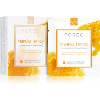 FOREO Farm to Face Manuka Honey masca revitalizanta