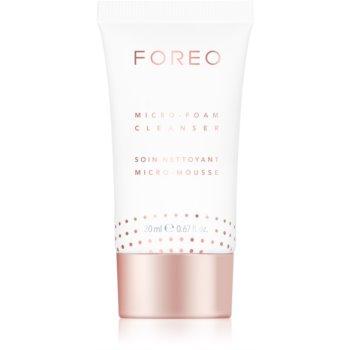 FOREO Micro-Foam Cleanser crema de curatare sub forma de spuma poza noua