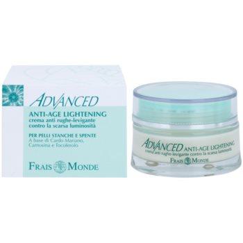 Frais Monde Advanced krema za posvetljevanje proti znakom staranja 1