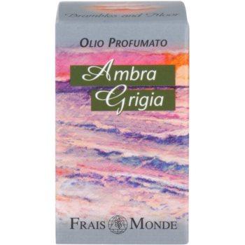 Frais Monde Amber Gris парфюмирано масло за жени 3