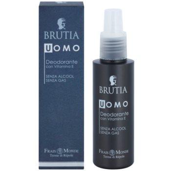 Frais Monde Terme di Répole Brutia Men Deodorant mit Zerstäuber mit Vitamin E 1