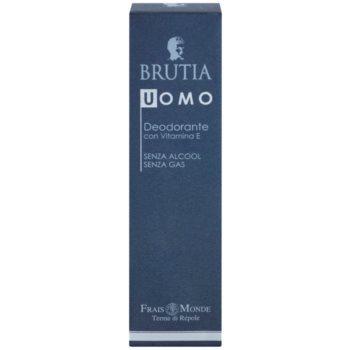 Frais Monde Terme di Répole Brutia Men Deodorant mit Zerstäuber mit Vitamin E 2