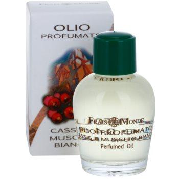 Frais Monde Cassis And White Musk ulei parfumat pentru femei 1