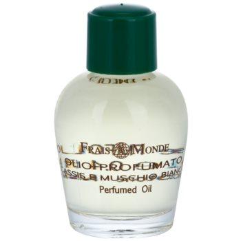Frais Monde Cassis And White Musk ulei parfumat pentru femei 2