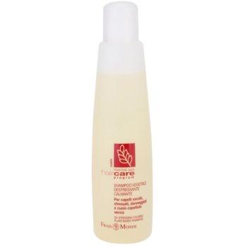 Frais Monde Hair Care Calm успокояващ шампоан за суха и увредена коса