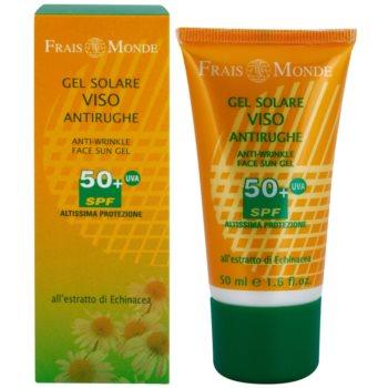 Frais Monde Sun gel de proteção com efeito antirrugas SPF 50+ 1