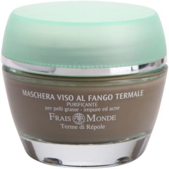 Frais Monde Terme di Répole Purifying очищаюча маска для жирної шкіри зі схильністю до акне